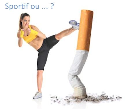 Des aigles comme cesser de fumer